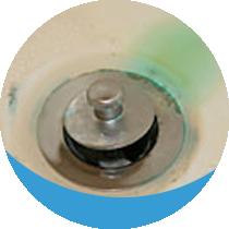 Calcified Drain - Pennsylvania Water Probelms