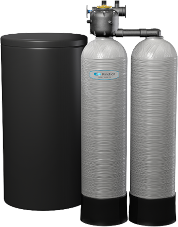 Water Softener Dual Tanks - Residential Products