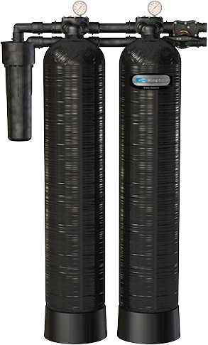 Kinetico water softeners tanks - Residential Products