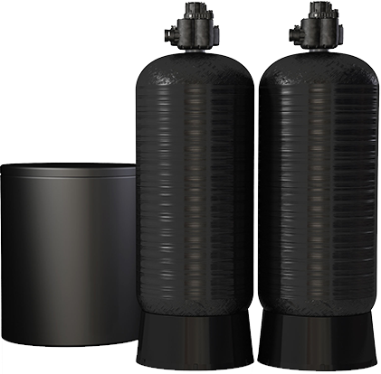 Dual Tanks - Kinetico Commercial Products