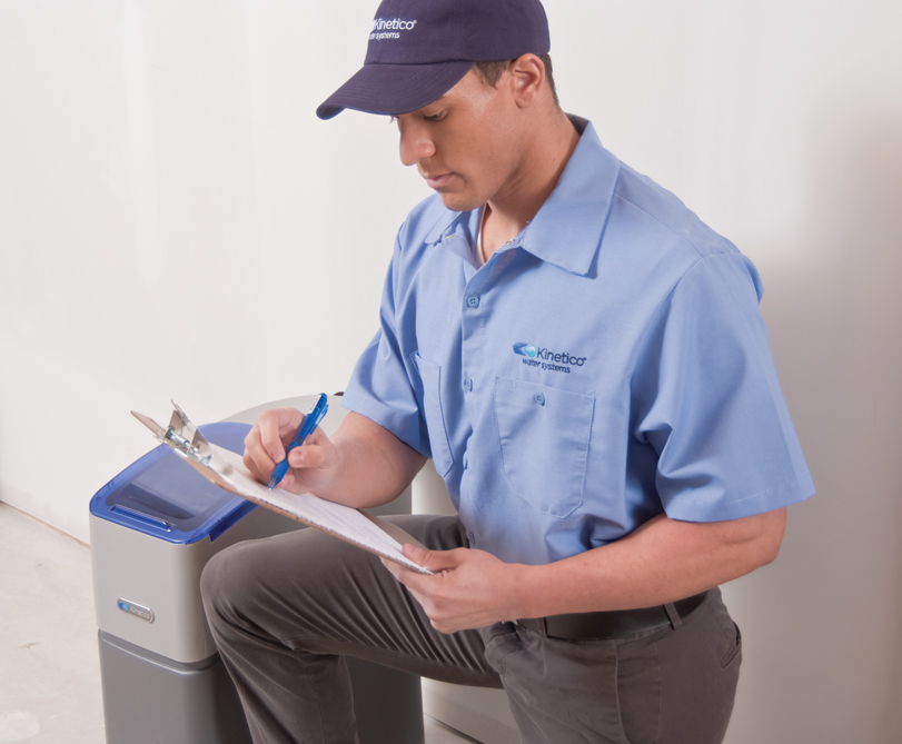 Kinetico Service Man - Water System Repair and Maintenance