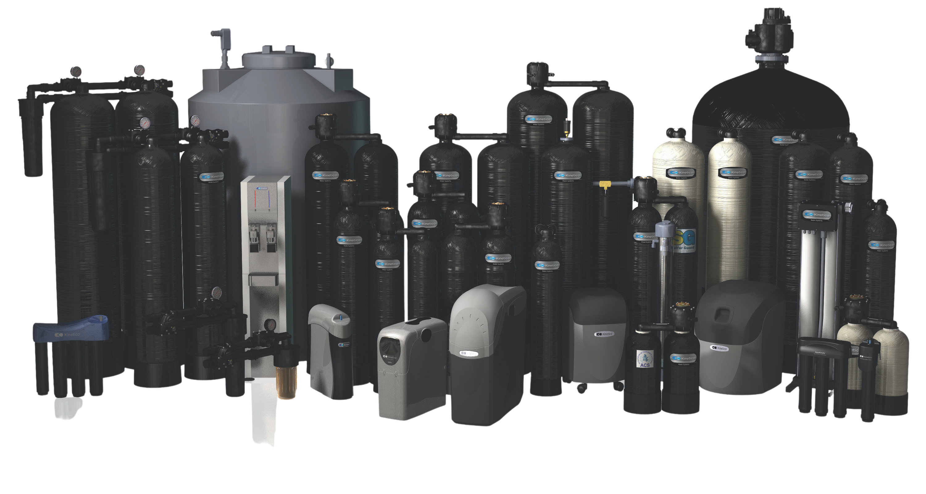 Kinetio Water Purification and Filtration Systems - Repair and Maintenance