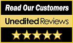 Read out customers unedited reviews